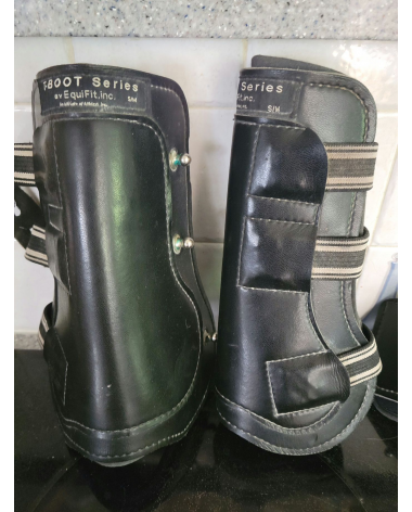 TBoot Series By Equifit front and back boots