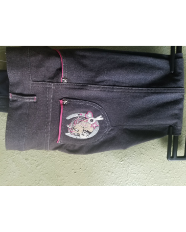 """Toddy Star Breeches Child 32"""" Jeggings"""