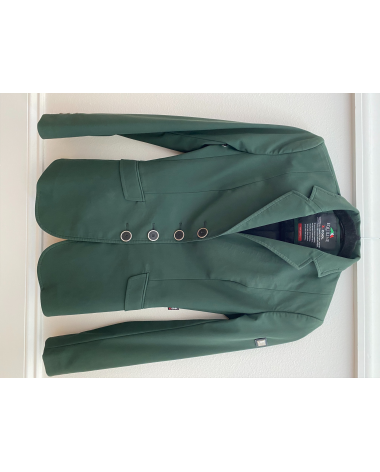 Equiline X-Cool coat 38 Green