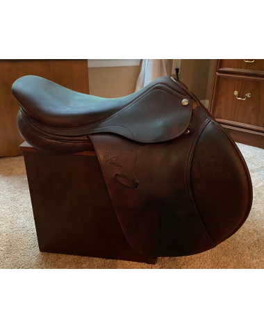 """17"""" Pessoa Genx Saddle with XCH gullet"""
