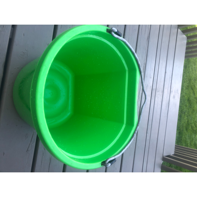 Lime Green 18L bucket