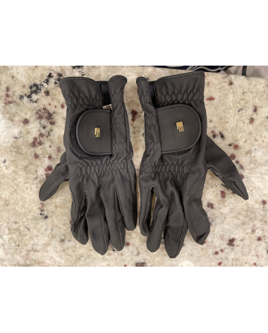 Youth Show gloves- excellent condition