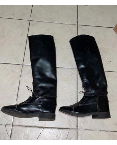 Pull-on Tall Boots Size 6