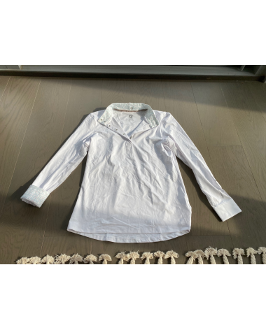Large noble outfitters icefil show shirt