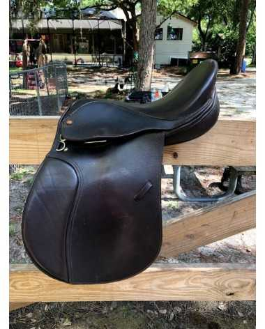 16.5 all purpose saddle