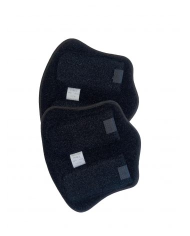 Equifit Weighted T-Foam Liners XCEL Tall Hind - M/L