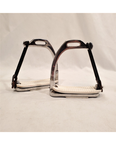 """Peacock Safety Stirrups - 4.25"""""""