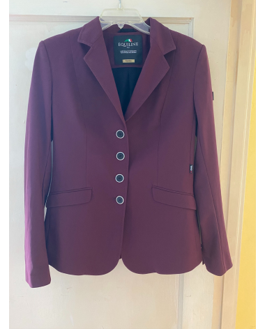 US 10 Equiline Show Jacket X-Cool Evo
