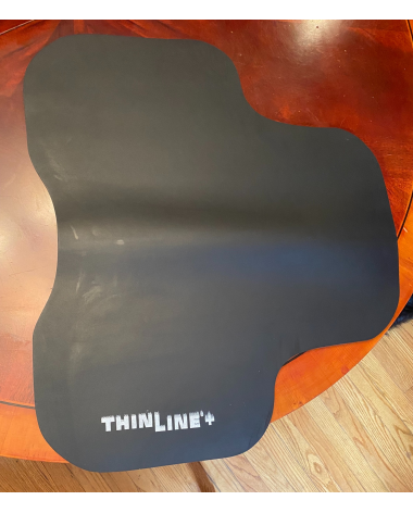 """Thinline Contour Pad. 1/4"""" Thickness. Untrimmed"""