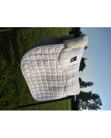 Professional's Choice® Steffen Peters SMx® Luxury Shearling Dressage Pad