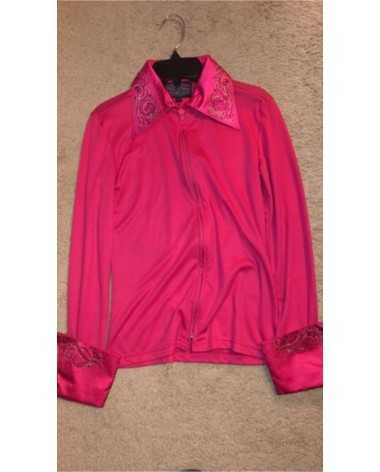 Youth Small Western Show Shirt