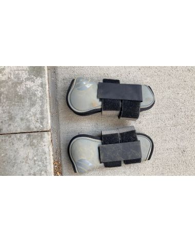 Open Front Jump Boots