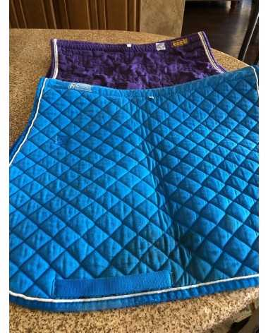 Roma all purpose saddle pads