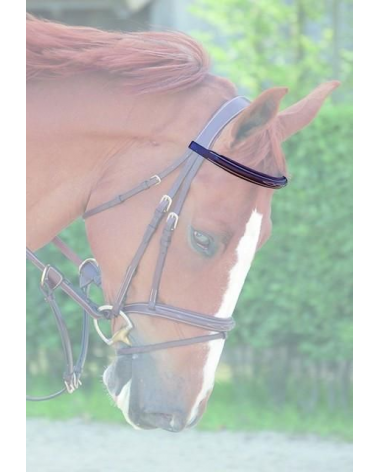 Dy'on Fancy Stitched Browband - New!