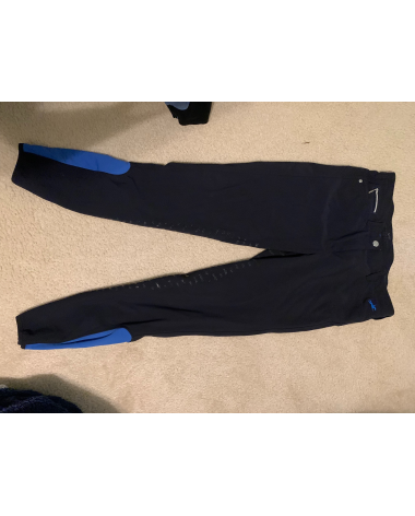 Schockemohle Full Seat Silicone Breeches