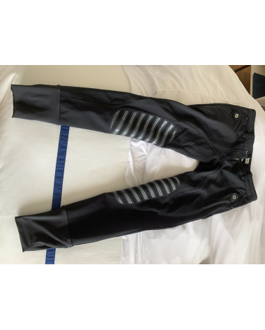 Black Animo Breeches in I44 or D38 size