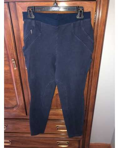Tuffrider Pull-On Knee Patch Breeches
