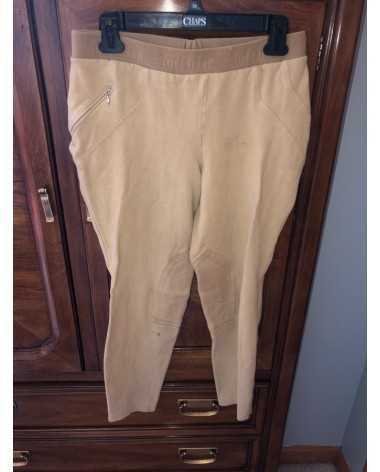 Tuffrider Pull-On Breeches