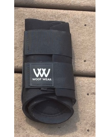 Excellent condition woof wear brushing boots size small