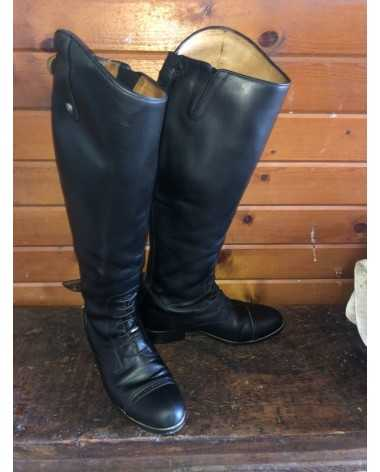 Challenge Contour Field Zip Tall Riding Boot