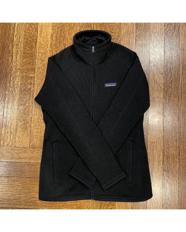 Patagonia Better Sweater Jacket – Black, XX-Small