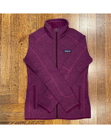 Patagonia Better Sweater Jacket – Magenta, XX-Small