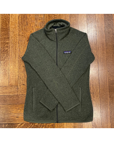 Patagonia Better Sweater Jacket – Industrial Green, XX-Small