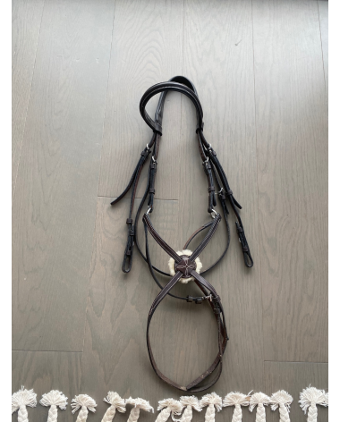 Full Dover indulge monocrown figure 8 bridle