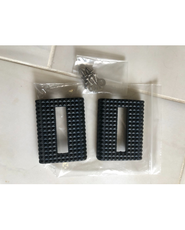 Royal Rider Pad B - Rubber 4 Holes Replacement Stirrup Pads