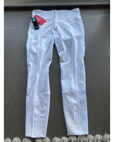 NWT 30R horze silicone full seat breeches