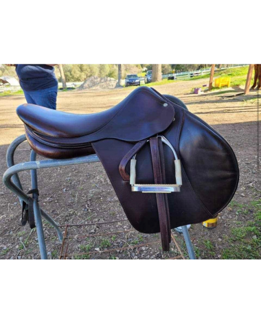 """18"""" Antares Saddle in great Condition!"""