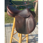 """17"""" Antares saddle with 2L flaps and pro panels"""