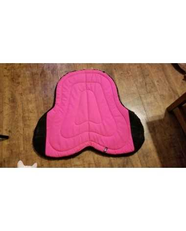 Neon Pink Saddle Pad