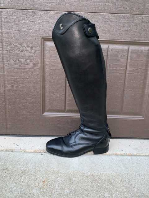 Used Boots Tredstep Medici Field Boot For Sale