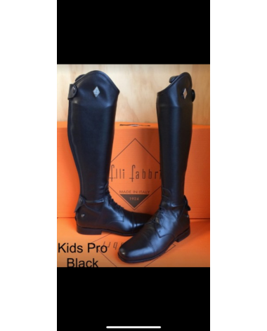 Size 36 medium tall Kids Fabbri Boots