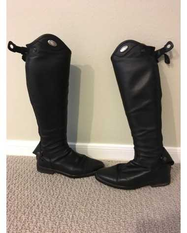 Parlanti Passion Denver Dress Boots Size 38M+