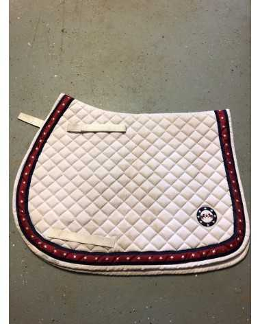 Stars and Stripes Saddle Pad