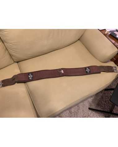 Professional's Choice SMX Girth - Brown, 50""