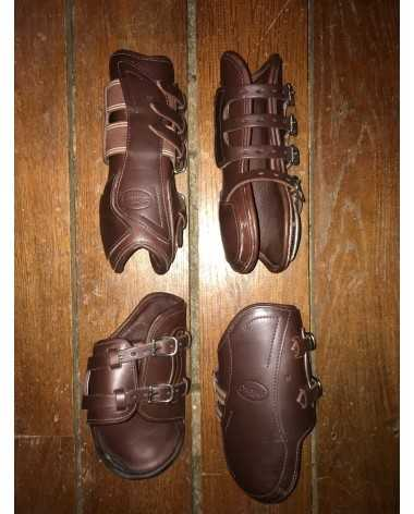 Prestige Jump Boots F36 (front) and F37 (hind)