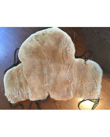 DELUXE WESTERN SHEEPSKIN SADDLE SEAT CUSHION
