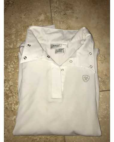 Ariat Pro Series Long Sleeve Show Shirt Small