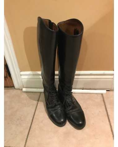7.5 Ariat Pull-On Tall Boots