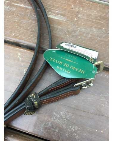 HDR Stirrup leathers 48inch
