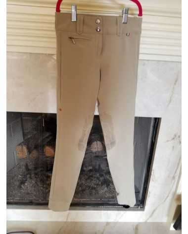 Youth size 12 For Horses Show Pants
