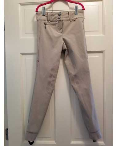 Youth Size 10 For Horses Show Breeches