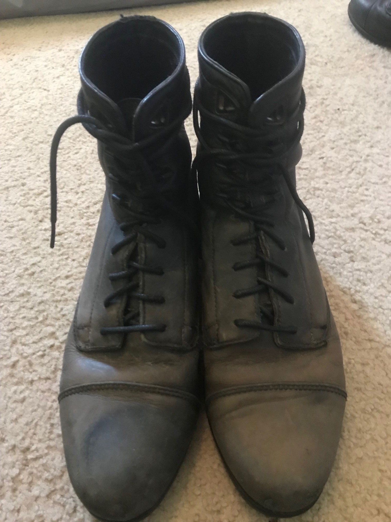 Used Ariat Paddock Boots-Used Women's 8