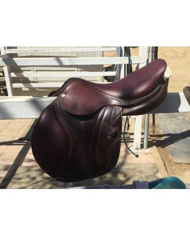 CWD saddle Se02 18 3C great condition full calf 2016