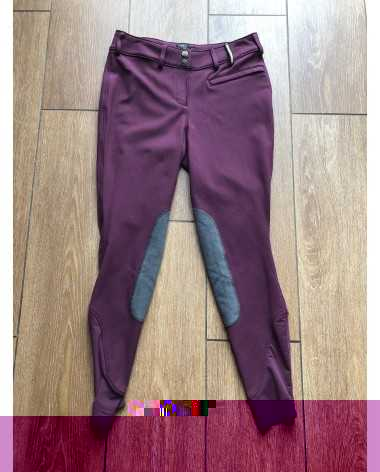 """Noble Outfitters """"Fig"""" Breeches Size 26"""