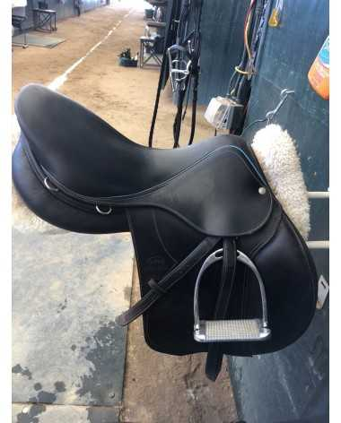 Devoucoux Saddle 17,5' Socoa Excellent condition