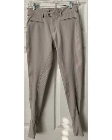 SAMSIELD show /training breeches. Attractive mid-hi fit and styling.
